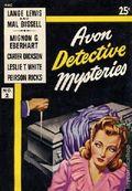 Avon Detective Mysteries (1947 Avon Book Company) 2