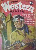 Avon Western Reader (1947 Avon Book Company) 4