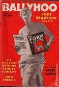 Ballyhoo (1931-1939 Dell Publishing) 1st Series Vol. 15 #1