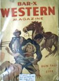Bar-X Western Magazine (1947 Atlas) 0