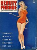 Beauty Parade (1941-1956 Harrison Publications) Vol. 2 #6