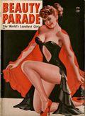 Beauty Parade (1941-1956 Harrison Publications) Vol. 7 #1