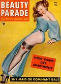 Beauty Parade (1941-1956 Harrison Publications) Vol. 9 #1