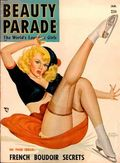 Beauty Parade (1941-1956 Harrison Publications) Vol. 10 #6