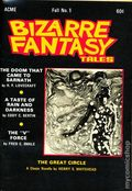 Bizarre Fantasy Tales (1970-1971 Health Knowledge) Vol. 1 #1