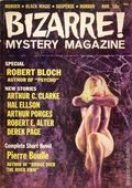 Bizarre Mystery Magazine (1965-1966 Pamar Enterprises) Vol. 1 #2