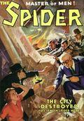 Spider Master of Men SC (1998-2000 Pulp Adventure, Inc.) 16-1ST