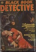 Black Book Detective Magazine (1933-1953 Newsstand/Hoffman/Ranger/Better) Pulp Vol. 22 #2