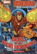 Iron Man and the Fantastic Four Duel of the Iron Knights SC (2007 Scholastic) 1-1ST