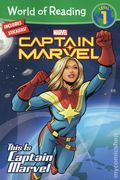 World of Reading: Captain Marvel This is Captain Marvel SC (2019 Marvel Press) Level 1 1-1ST