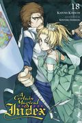 A Certain Magical Index SC (2014- Yen Press Novel) 18-1ST