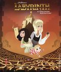 Jim Henson's Labyrinth A Discovery Adventure HC (2019 Archaia) 1-1ST