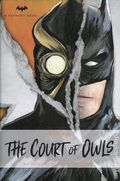 Batman Court of Owls HC (2019 Titan Books) A Batman Novel 1-1ST
