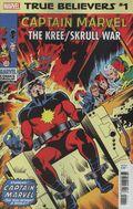 True Believers Captain Marvel Kree Skrull War (2019) 1