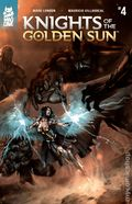 Knights of the Golden Sun (2018 Mad Cave) 4
