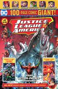 DC 100-Page Comic Giant Justice League (2018 DC) Walmart Edition 4