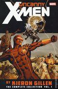 Uncanny X-Men TPB (2019 Marvel) By Kieron Gillen The Complete Collection 1-1ST