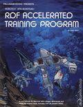 Robotech RPG Adventures RDF Accelerated Training Program SC (1988 Palladium Books) 1-1ST
