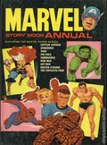 Marvel Story Book Annual HC (1967 World Distributors) 1967