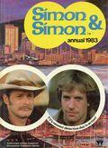 Simon & Simon Annual HC (1981-1989 World Distributors) 1983