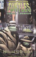 Teenage Mutant Ninja Turtles Urban Legends (2018 IDW) 10A