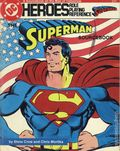 DC Heroes Role Playing Reference Superman Sourcebook SC (1987 Mayfair) 0