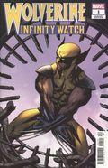 Wolverine Infinity Watch (2019 Marvel) 1B