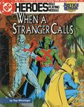 DC Heroes Role Playing Module When a Stranger Calls SC (1987 Mayfair) 0