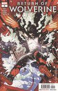 Return of Wolverine (2018 Marvel) 5A