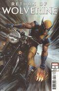 Return of Wolverine (2018 Marvel) 5B