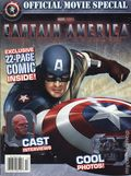 Captain America The First Avenger Official Movie Special Magazine (2011 Disney Publishing Worldwide) 0