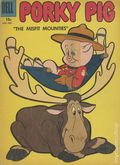 Porky Pig (1952 Dell) 55-15C