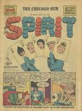 Spirit Weekly Newspaper Comic (1940-1952) Jul 26 1942