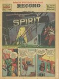 Spirit Weekly Newspaper Comic (1940-1952) May 2 1943