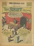 Spirit Weekly Newspaper Comic (1940-1952) Jul 18 1943