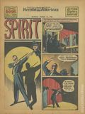 Spirit Weekly Newspaper Comic (1940-1952) Mar 11 1945