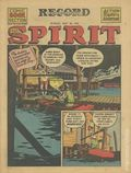 Spirit Weekly Newspaper Comic (1940-1952) May 20 1945