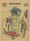 Spirit Weekly Newspaper Comic (1940-1952) Nov 4 1945