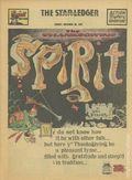 Spirit Weekly Newspaper Comic (1940-1952) Nov 20 1949