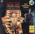 Young Indiana Jones Chronicles The Mummy's Curse SC (1992 Western) A Golden Look-Look Book 1MOTTS-1ST