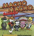 Macho Macho Animals TPB (2007 AM) A Pearls Before Swine Collection 1-1ST