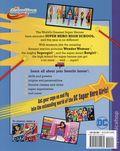 DC Super Hero Girls: Super Hero High Yearbook SC (2016 Random House) 1-REP