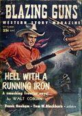 Blazing Guns Western Magazine (1956-1957 Arnold Magazines) 1