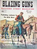 Blazing Guns Western Magazine (1956-1957 Arnold Magazines) 3