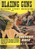 Blazing Guns Western Magazine (1956-1957 Arnold Magazines) 4