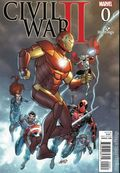 Civil War II (2016 Marvel) 0HAST