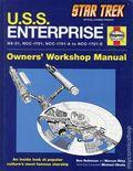 Star Trek U.S.S. Enterprise Owner's Workshop Manual HC (2010 Gallery Books) 1-1ST