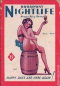 Broadway Night Life (1933-1934 Bill Publishing Co.) Vol. 5 #4