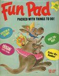Fun Pad SC (1976 Prestige Books) 1A-1ST