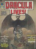 Dracula Lives (1973 Magazine) 1